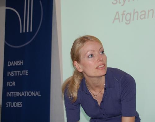 Anja Dalgaard-Nielsen. Foto: Bjoern Andersen