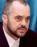Edi Rama. Officielt foto fra Socialistpartiet